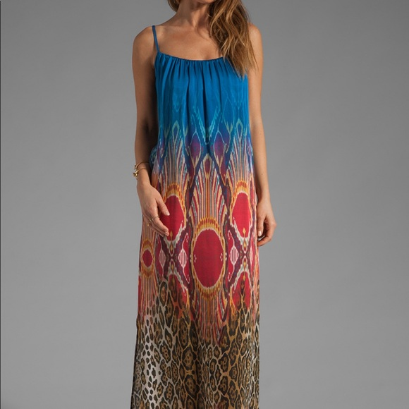 Twelfth Street By Cynthia Vincent Low Back Maxi